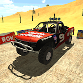 4x4 Extreme Desert Racer 3D