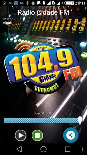 Rádio 104.9 Cidade FM Guanambi