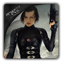 Resident Evil Clock Widget icon