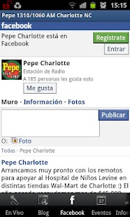 Pepe 1310/1060 AM- screenshot thumbnail
