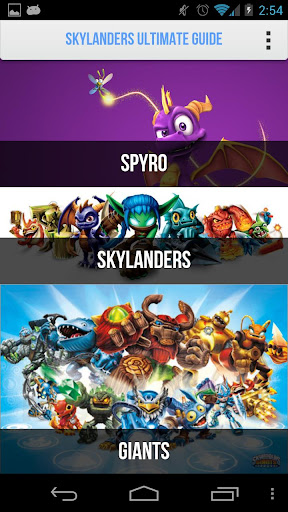 Ultimate Skylanders Reference for PC