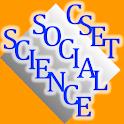 CSET Social Science Exam logo