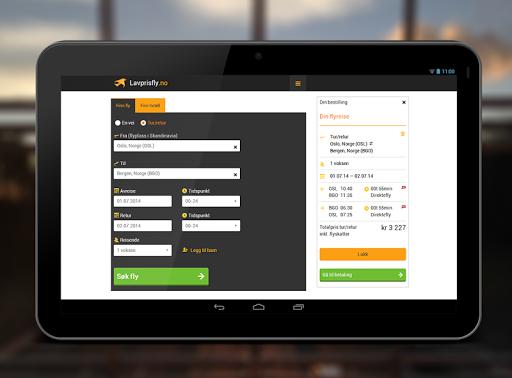 【免費旅遊App】Lavprisfly.no-APP點子