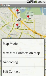 Contact Map - screenshot thumbnail