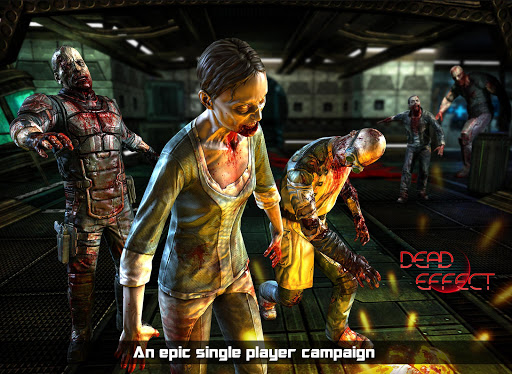 Dead Effect 1.2.1 screenshots 2