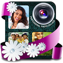 Flowers Photo Collage Maker icon