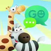GO SMS Pro Theme animals Buy