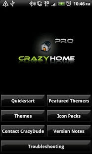 Crazy Home- screenshot thumbnail