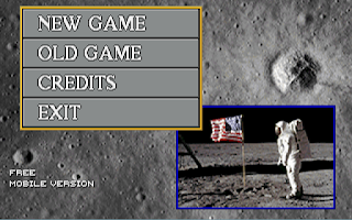 Screenshot of Race Into Space Free