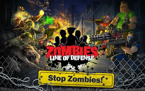 Zombies: Line of Defense – TD v0.6