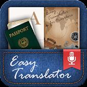 Easy Translator(Trip,Travel)