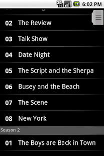 TV Shows Light - screenshot thumbnail