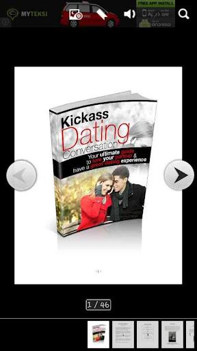Secret Dating Conversation
