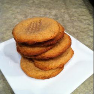 Ultimate Peanut Butter Cookies