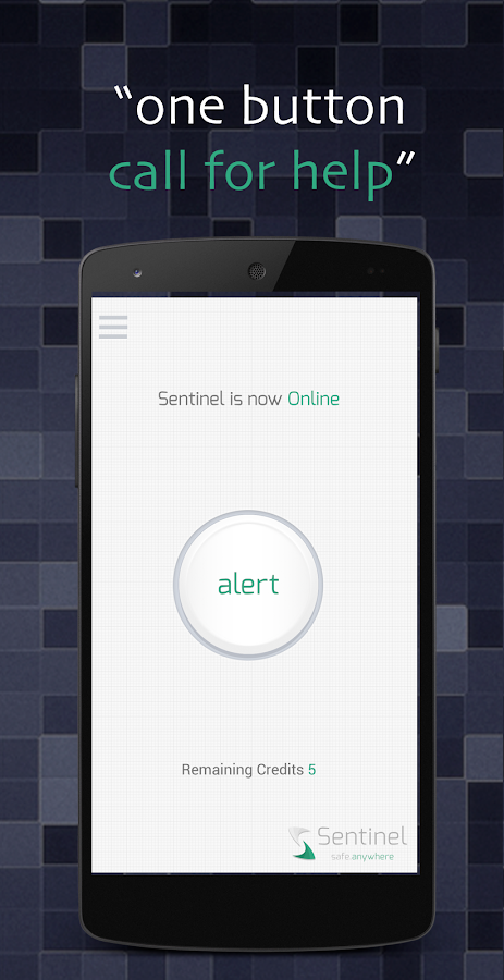 Sentinel Personal Security SOS - screenshot