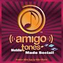 Amigo Tones Tones Made Social logo