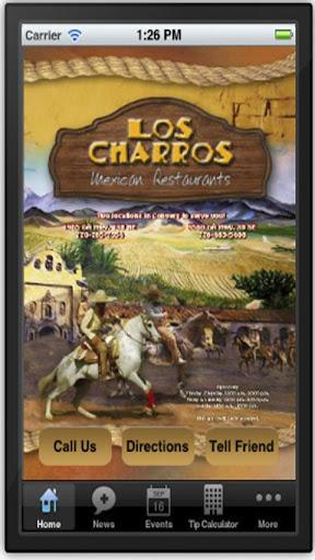 Los Charros Mexican- Conyers