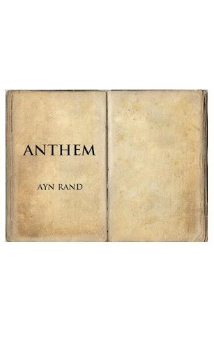 Anthem by Ayn Rand audiobook