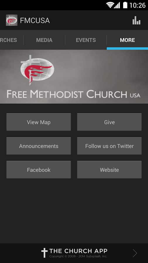 Free Methodist Church | USA - screenshot