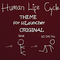 Life Cycle Theme ssLauncher OR icon