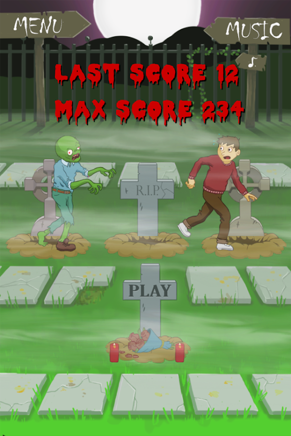 Zombie Games- screenshot