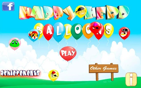 Happy Herd: Balloons- screenshot thumbnail