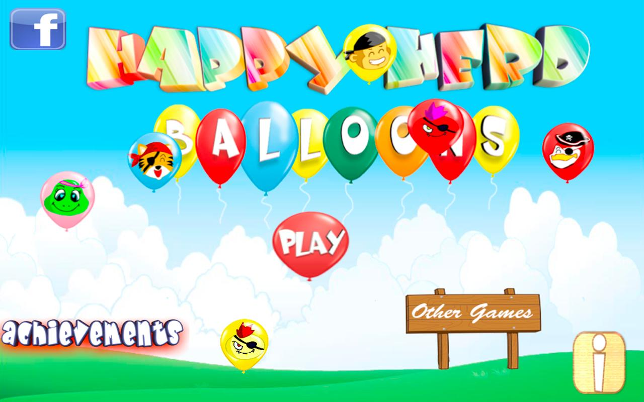 Happy Herd: Balloons- screenshot