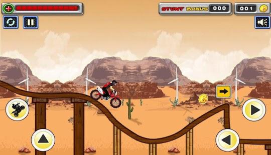Stunt Bike