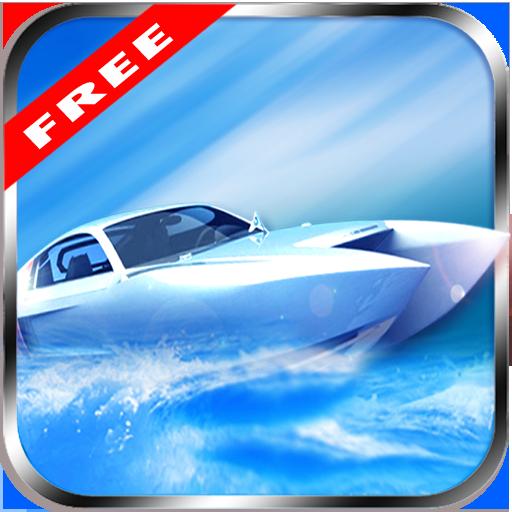 摩托艇赛车游戏 賽車遊戲 App LOGO-APP試玩