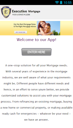 Executive Mortgage Anita