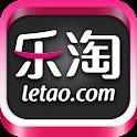 乐淘 logo