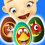 Surprise Eggs - Toys Fun Babsy 11 Apk