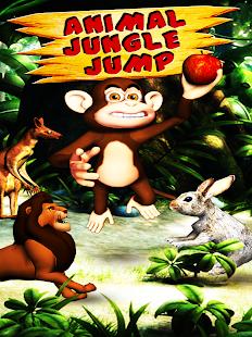 Animal Jungle Jump Dash - FULL
