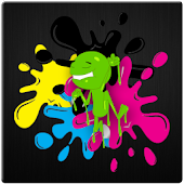 Colourful Splash Theme