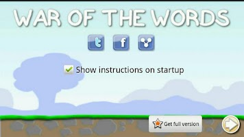 Screenshot of War of the Words (Free)