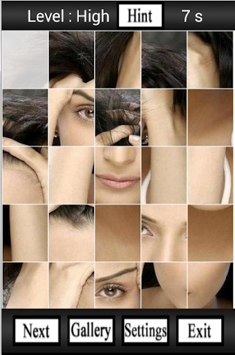 Pooja Sharma Wallpaper Puzzle