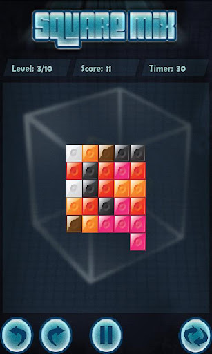 Square Mix Demo