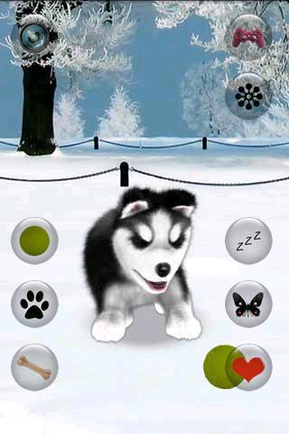 無料娱乐Appのハスキー話す|記事Game