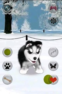 Talking Husky- screenshot thumbnail