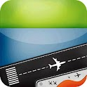 Airport + Flight Tracker Radar icon