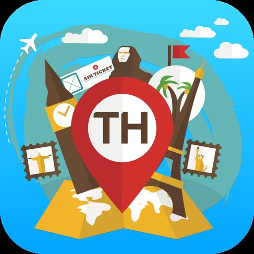 Thailand travel guide offline