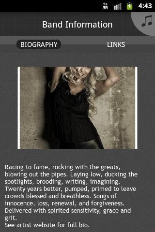 Laurie Horn- screenshot
