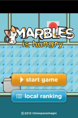 Marbles Is Hungry! - screenshot