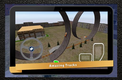 賽車遊戲必備免費app推薦|スタント車は訓練場がジャンプ線上免付費app下載|3C達人阿輝的APP