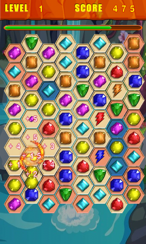 Jewels Puzzle- screenshot