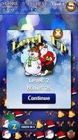 Screenshot of Santa Pop