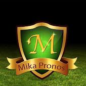 Mika Pronos - Pronostiques