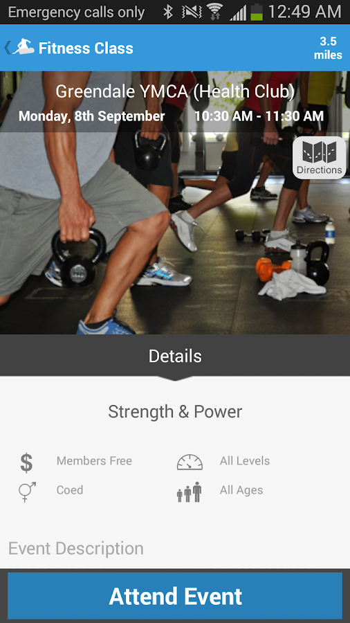 MMA Strength & Conditioning - screenshot
