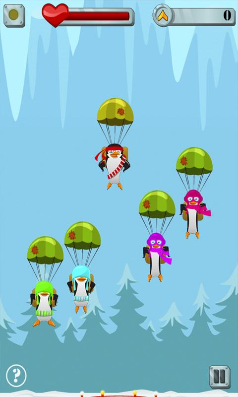 Penguin Airborne screenshot #1