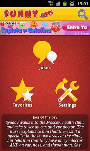 Funny Jokes Free